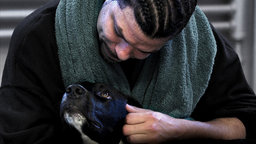 Dogs On The Inside - Abused Dogs and Prison Inmates Healing