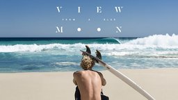 View from a Blue Moon - John Florence Surfs Around the World